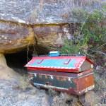 Las tumbas más accesibles son fácilmente saqueadas