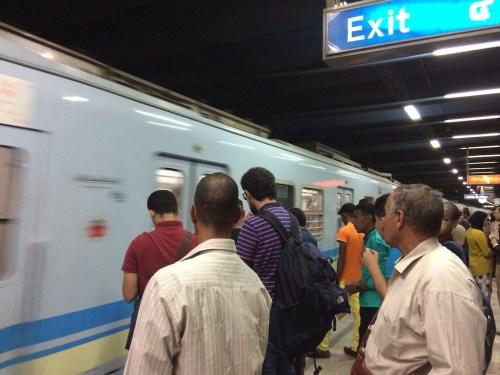 Metro El Cairo