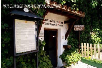 Chinchón, Madrid, España rural, pueblos con encanto, escapada, cuevas del vino, restaurante, meson