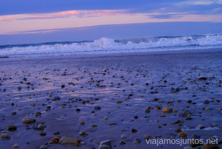 Un atardecer Asturias, que hacer, donde ir; montaña, playa, pueblos con encanto