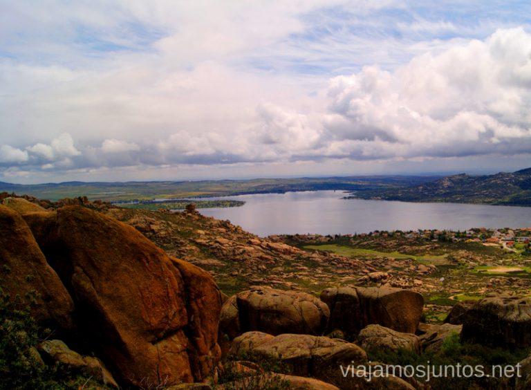 ¿Una ruta en los alrededores del embalse de Santillana? hacer y que ver en la Pedriza, Parque Regional de la Cuenca Alta del Manzanares, y el Manzanares el Real