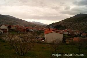 Vistas al atardecer Pueblos con encanto del Valle del Jerte