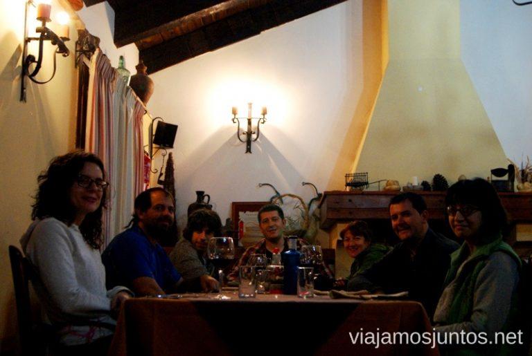¡Qué aproveche! Donde comer y alojarse en el Valle de Alcudia, Edén de la Mancha, Castilla la Mancha