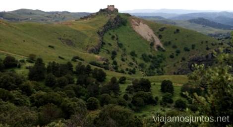 La calma después de la batalla Ruta de los castillos y batallas, Jaén, Andalucía