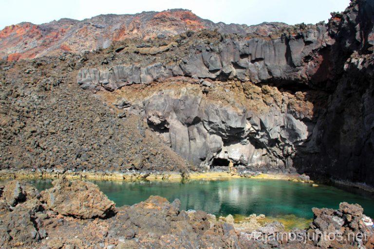 Piscinas naturales de Fuencaliente Un viaje a la isla de La Palma, islas Canarias