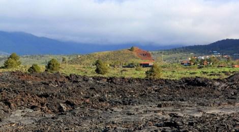Campo de lava en las Manchas, la Palma Que hacer en la Palma, 4 actividades muy top