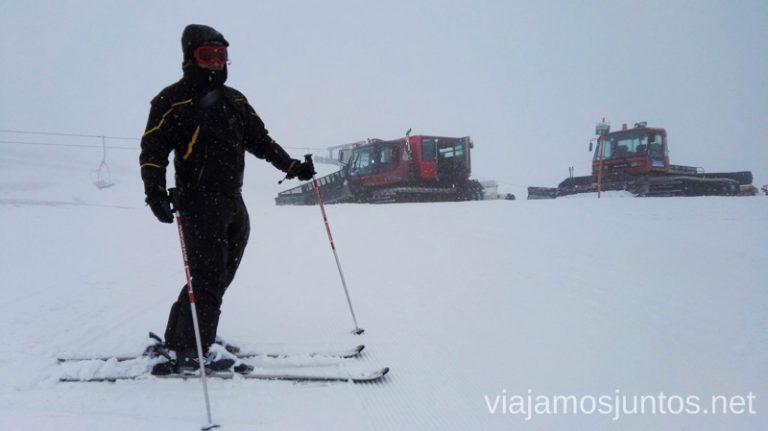 ¡Vamos a esquiar! Ya tenemos el equipo Esquiar en Alto Campoo. Descripción de mi estación de esquí favorita de Cantabria