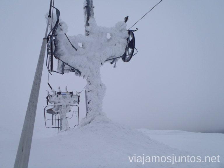 En Valdesquí el tiempo se congela Nuestras estaciones de esquí favoritas. Dónde esquiar y cómo ahorrar