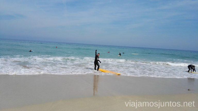 ¡Todos a surfear! Surfear por primera vez Surfear en Galicia #GanasdeArtSurfCamp