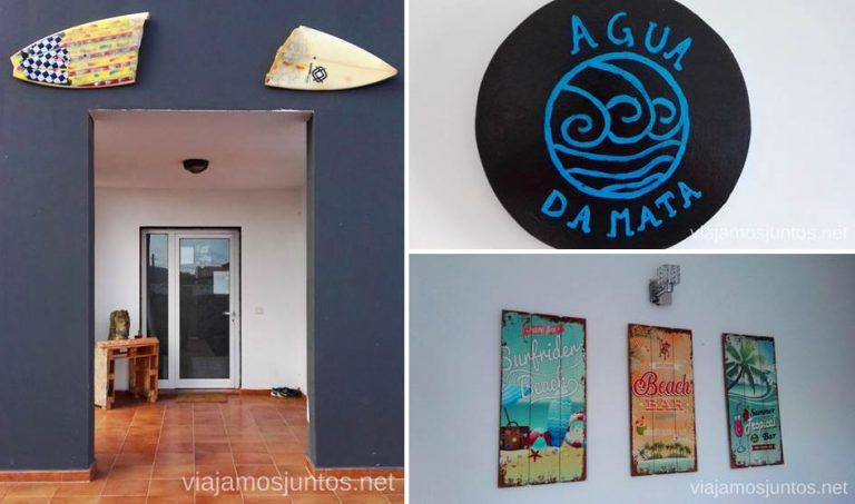 Casa Da Mata en Fuerteventura Surfear en Fuerteventura