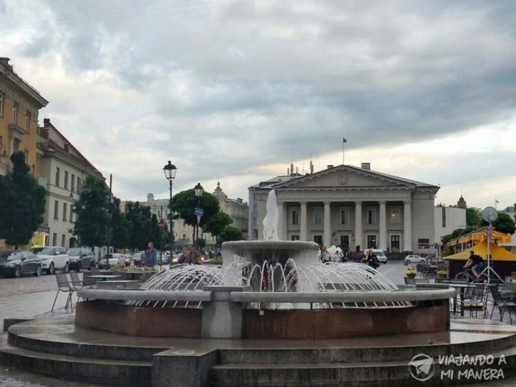 vilnius-townhall