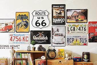 Placas na decora o viajando no ap viajando no ap - Placas pared decorativas ...