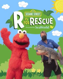R is for Rescue