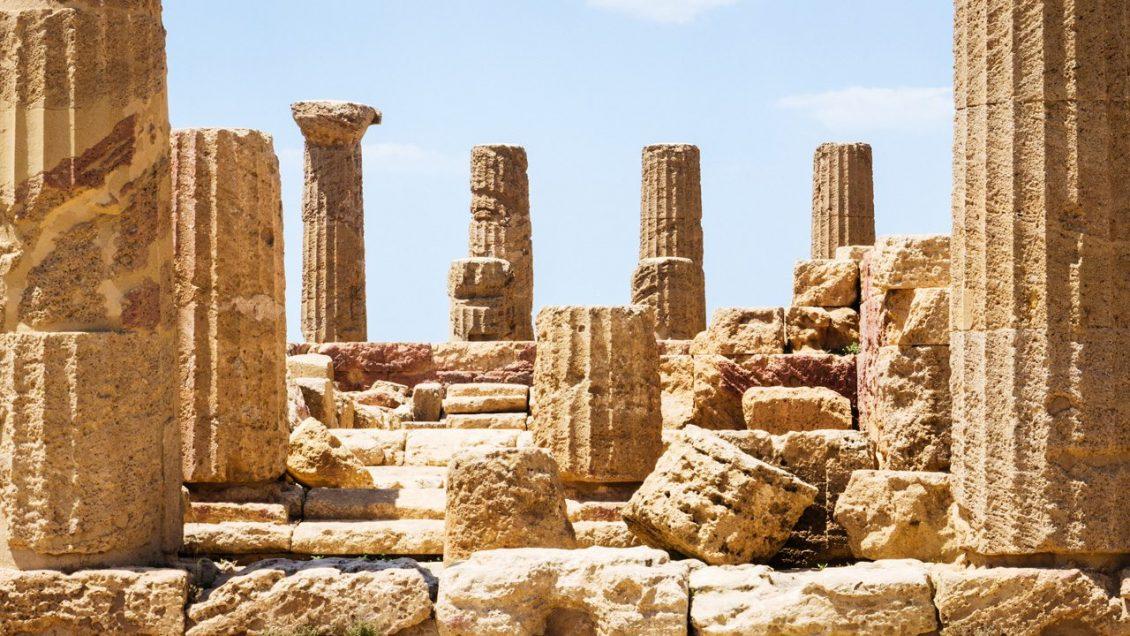 Visitar Agrigento