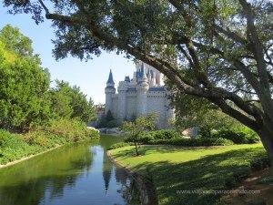A história de Walt Disney World Resort