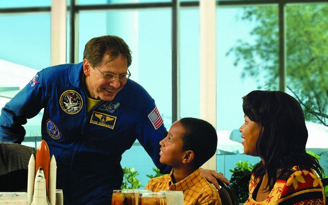 Conheça os participantes do Almoço com Astronauta