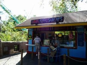 Busch Gardens – Restaurantes