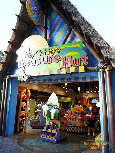 Abby Cadabby's Treasure Hut
