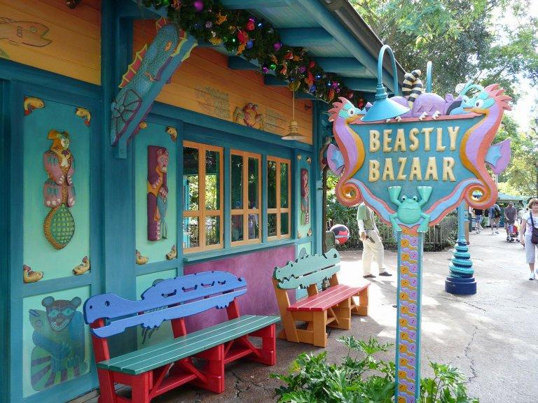 Beastly Bazaar