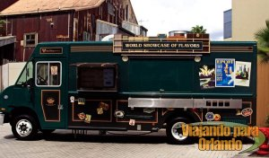Food Truck – The World Showcase of Flavors