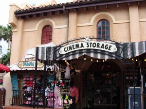 Disney's Hollywood Studios – Compras