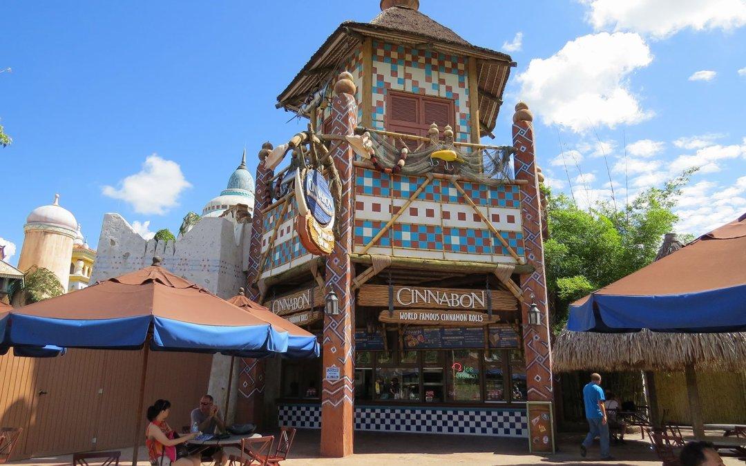 Islands of Adventure – Restaurantes