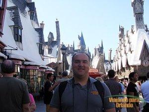 Um passeio por The Wizarding World of Harry Potter