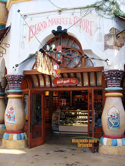 Island Market and Export Candy Shoppe