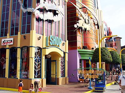 Spider-Man Shop