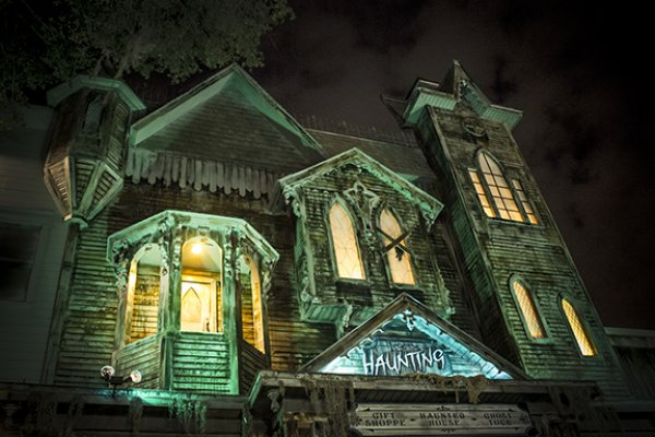 Legends: A Haunting at Old Town
