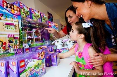 Lego Friends Shop
