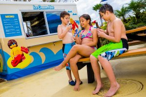 Legoland Water Park – Restaurantes