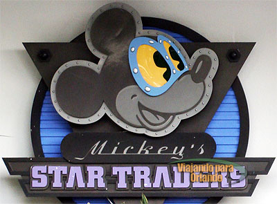 Mickey's Star Traders