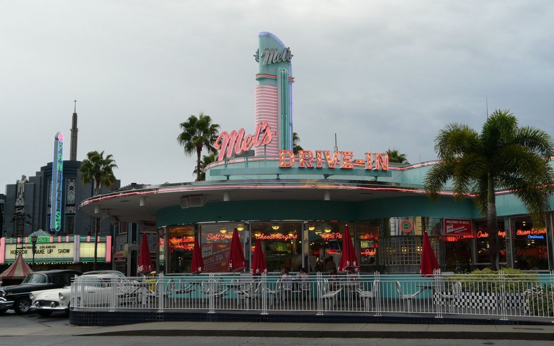 Universal Studios Florida – Restaurantes
