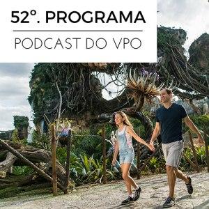Viajando para Orlando – Podcast – 52