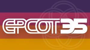 O parque Epcot irá completar 35 anos no próximo dia 01 de outubro de 2017