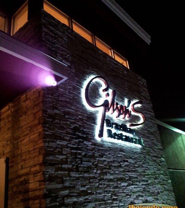 O novo restaurante Gilson's Brazilian Restaurant já foi inaugurado
