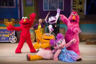 Halloween Sooktacular - SeaWorld Orlando - Sesame Street's Countdown to Halloween