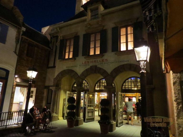 Les Halles Boulangerie & Pâtisserie