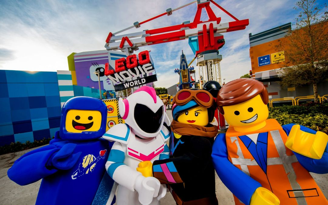 The LEGO Movie Days é o novo evento do Legoland Florida