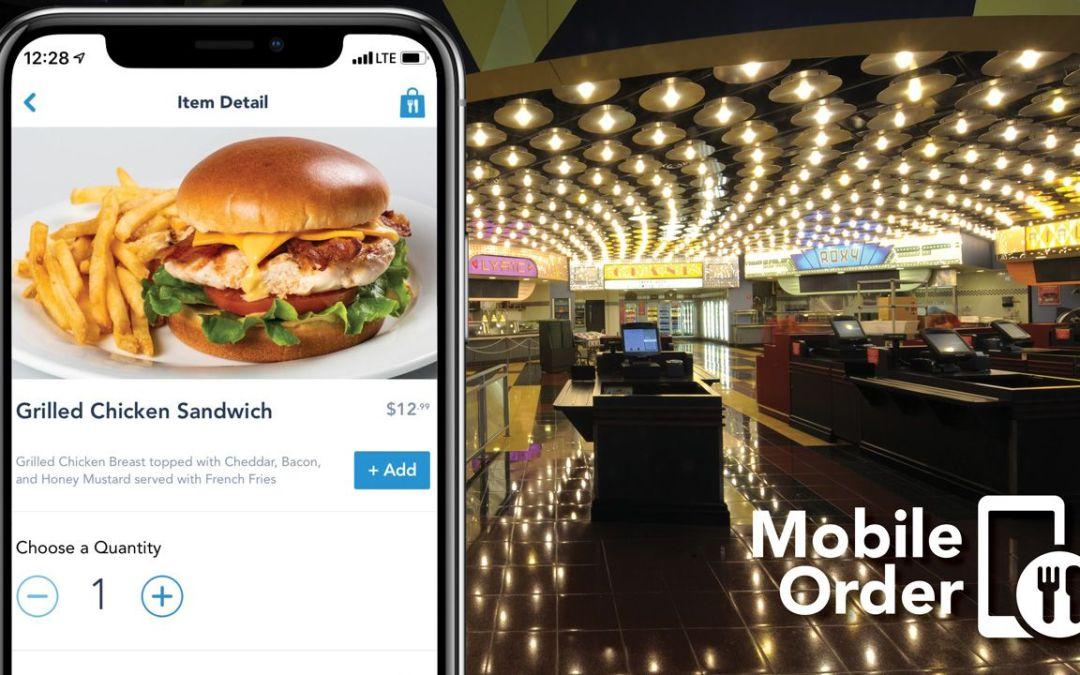 O Mobile Order está chegando a outros hotéis do Walt Disney World Resort