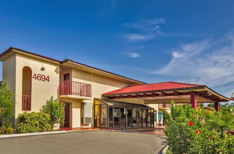 OYO Hotel Kissimmee Hwy 192