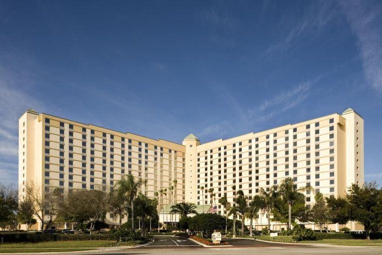 Rosen Plaza Hotel Orlando Convention Center