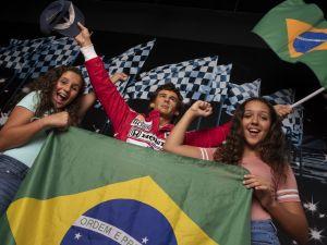 Ayrton Senna ganha figura de cera no Madame Tussauds Orlando
