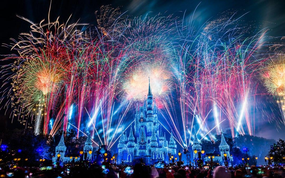 Celebre a chegada do Ano Novo assistindo a trasmissão de Fantasy in the Sky