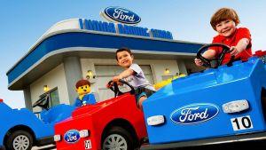 Ford Jr. Driving School