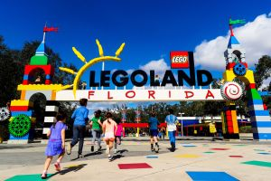 Legoland Florida enviou planos para reabrir o parque até 1º de junho