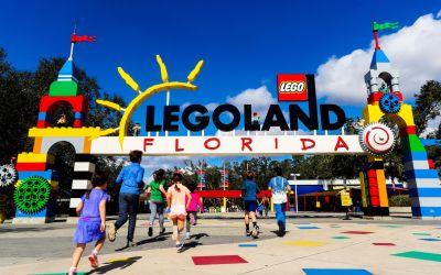 Legoland Florida reabriu hoje!