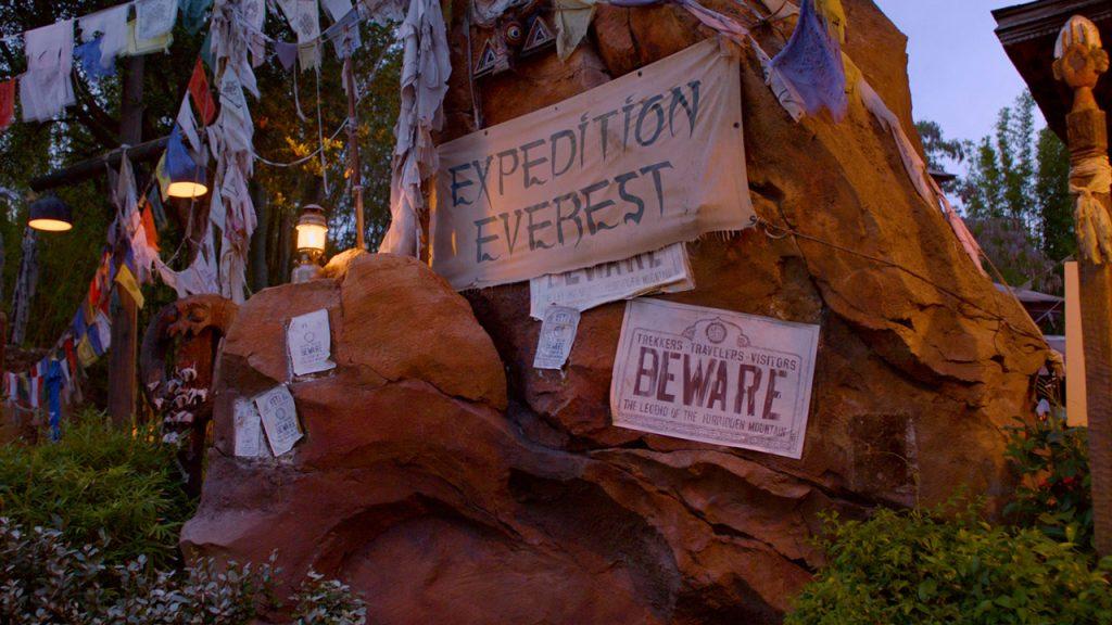 Expedition Everest at Disney's Animal Kingdom