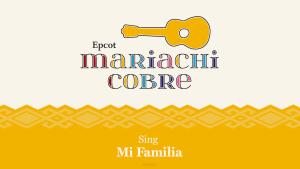 "Mariachi Cobre apresenta ""The World Es Mi Familia"""